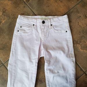10/$35 Garage lilac skinny jeans